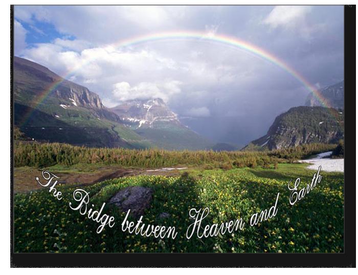 The Bridge Between Heaven & Earth