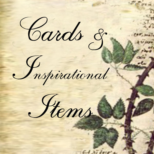 Cards & Inspirational Items