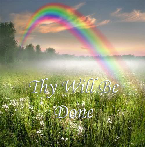 Thy Will Be Done Webinar