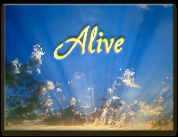 Alive Webinar Banner Image